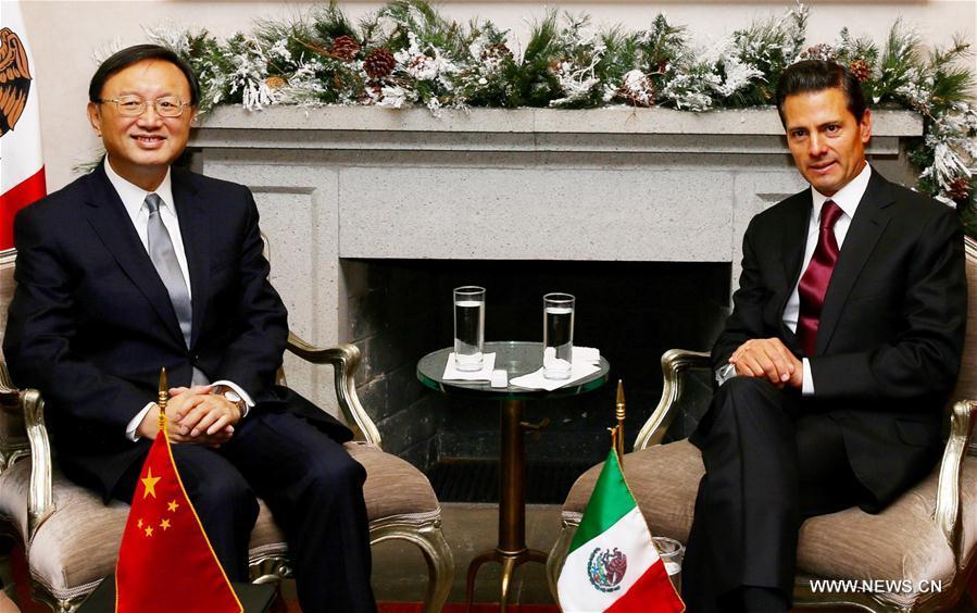 China y México profundizarán sus lazos comerciales y de inversión