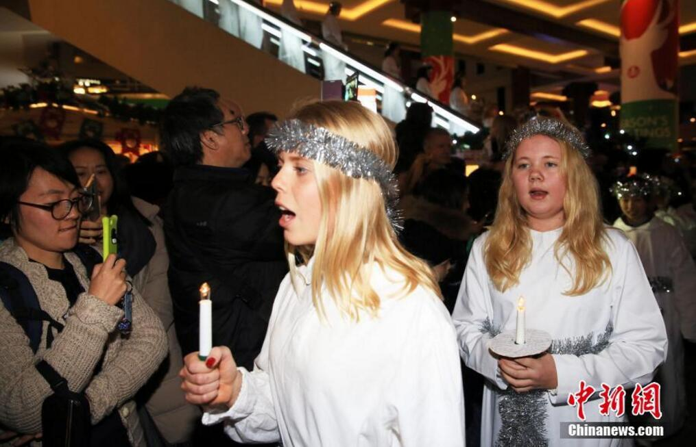 Swedish consulate in Shanghai holds celebration