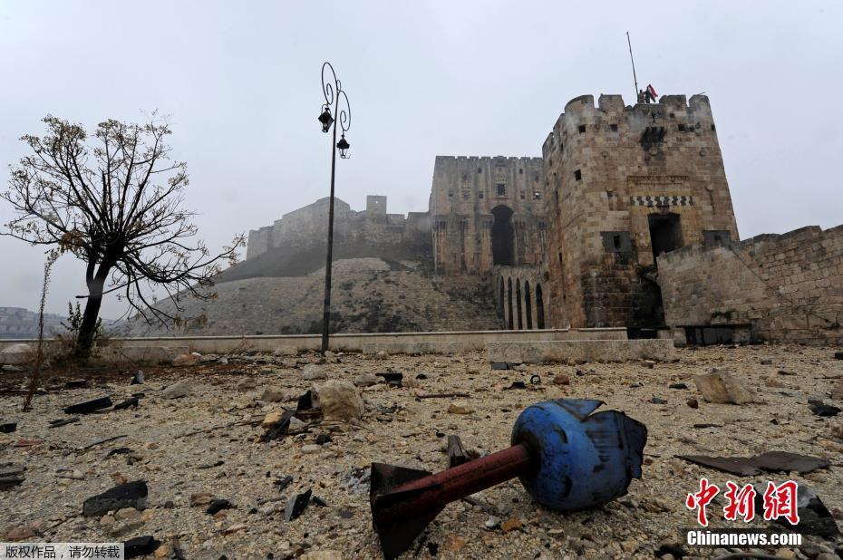 Les rebelles perdent davantage de terrain à Alep