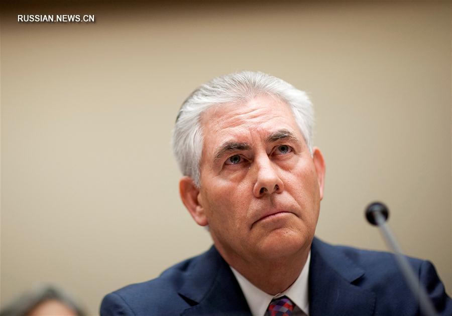 Д.Трамп выдвинул кандидатуру главного исполнительного директора ExxonMobil Р.Тиллерсона на пост госсекретаря США