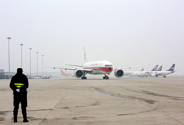 Китай и Европу связал новый международный грузовой авиамаршрут