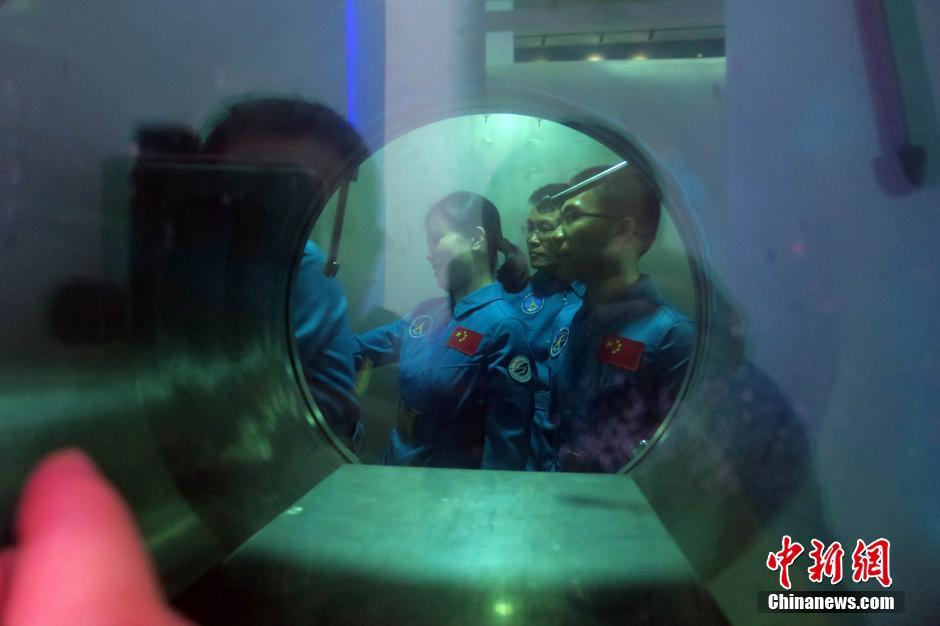 Concluye en China una simulación de supervivencia de 180 días en nave espacial