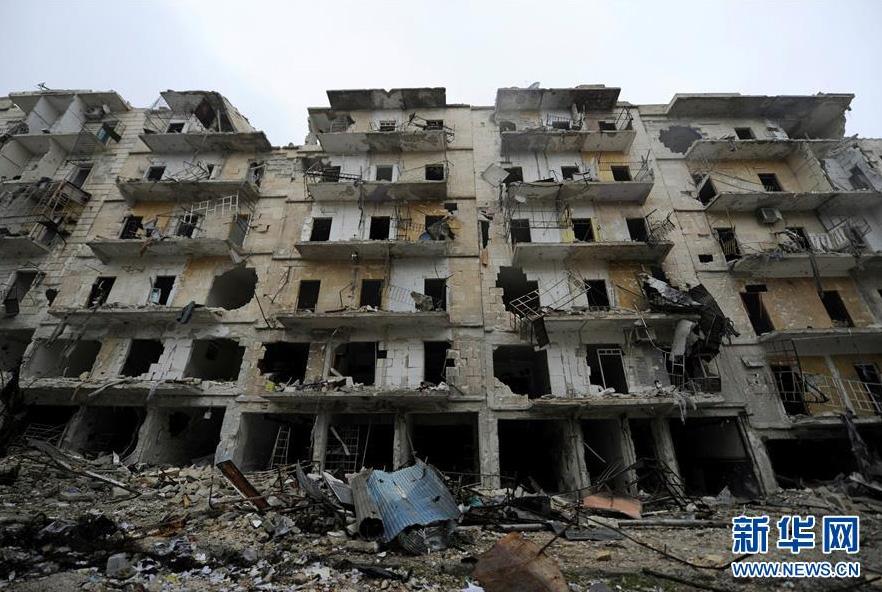 Les rebelles se préparent à quitter Alep