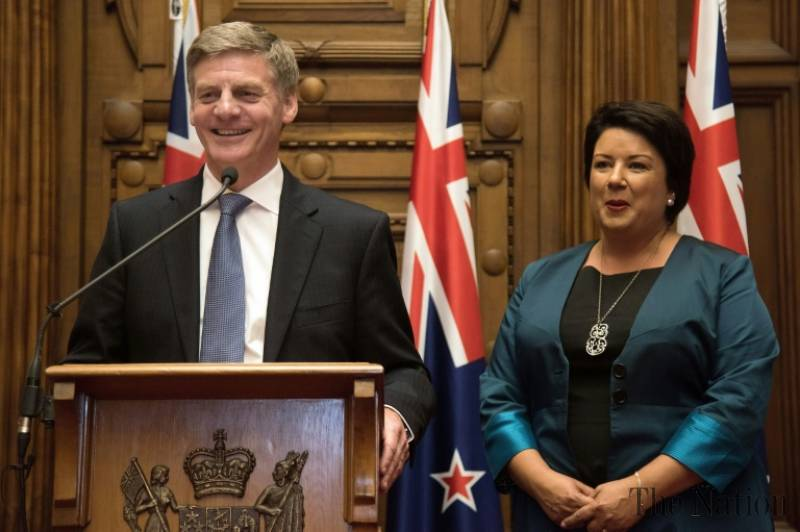 Confirman a Bill English como nuevo PM de Nueva Zelanda