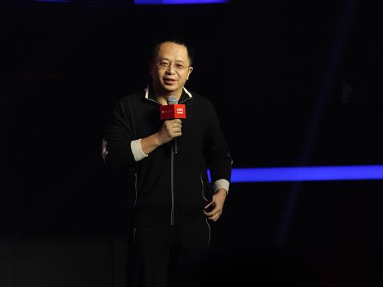 director de Qihoo 360, Zhou Hongyi