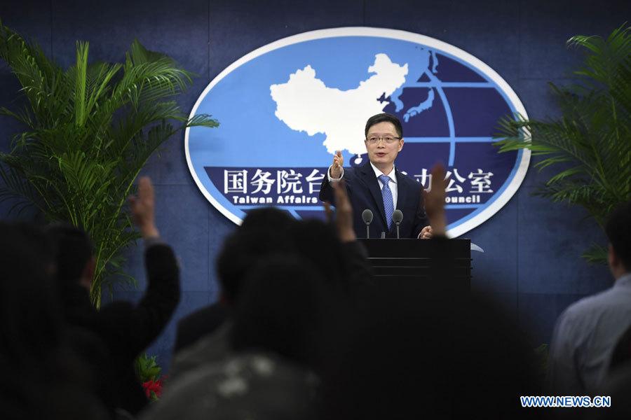 Un accroc à ce principe aurait un impact sur la paix, selon Beijing
