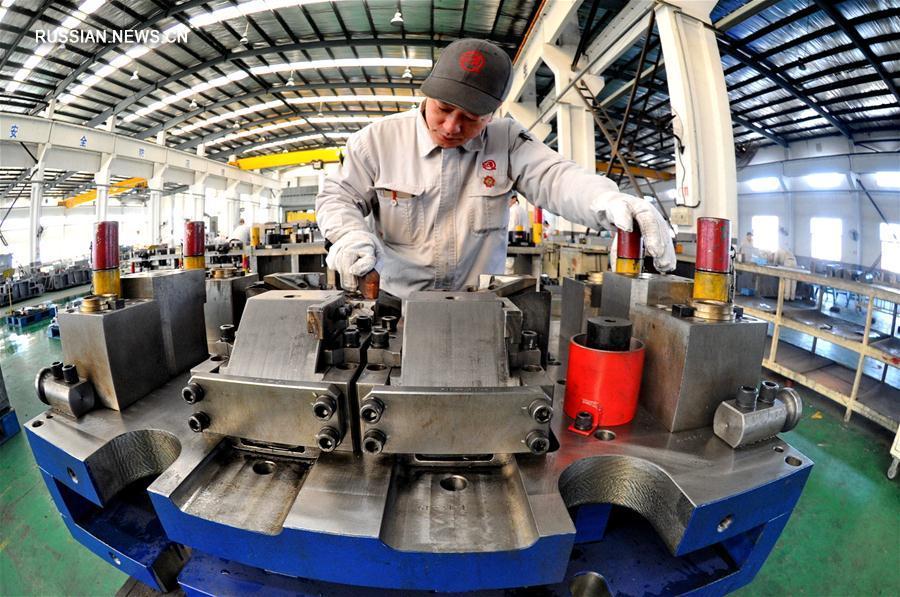 Зона инноваций: Новый район Бохай в Цанчжоу привлекает предприятия из Пекина и Тяньцзиня