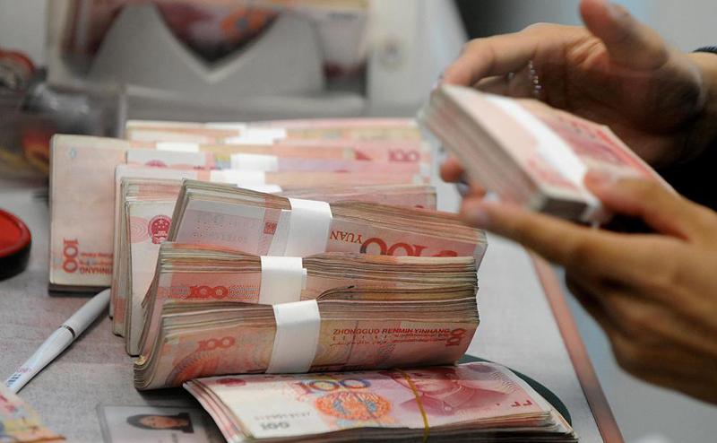 Le yuan atteint un plus bas en 8 ans