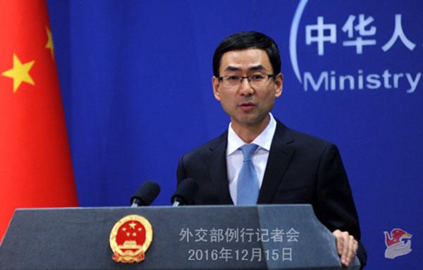 Déploiement militaire défensif justifié sur des îles de mer de Chine méridionale
