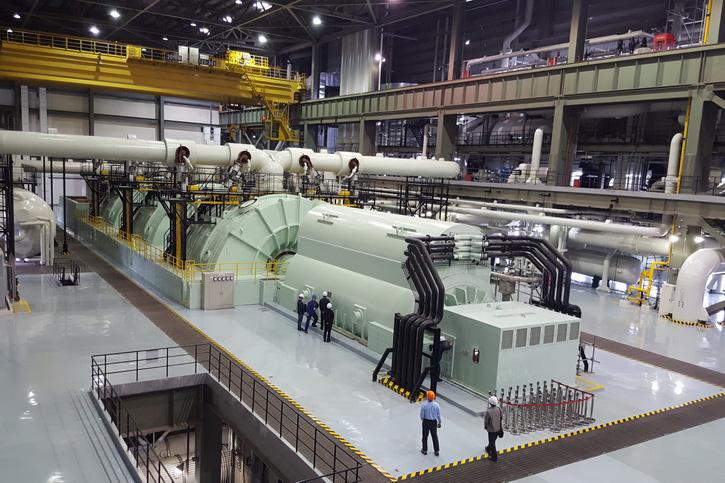 Tecnología para plantas nucleares más seguras es puesta a prueba en este de China