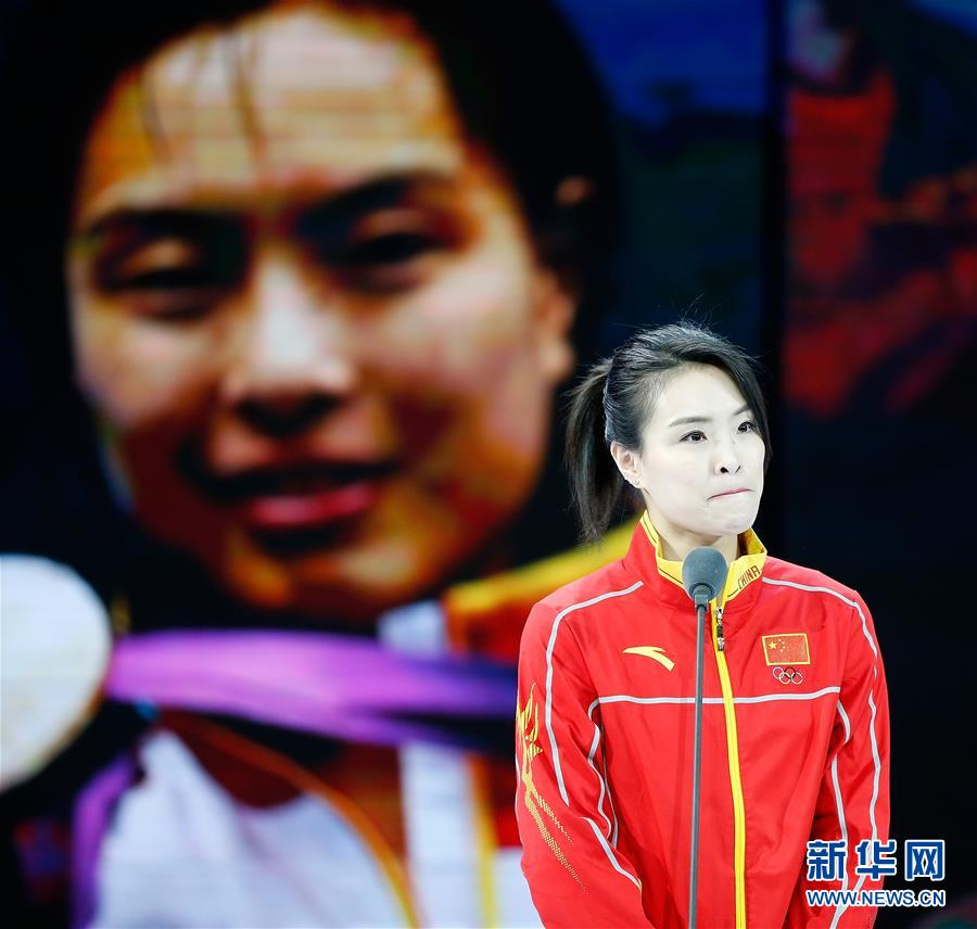 Wu Minxia, clavadista más laureada de la historia anuncia su retiro del deporte profesional