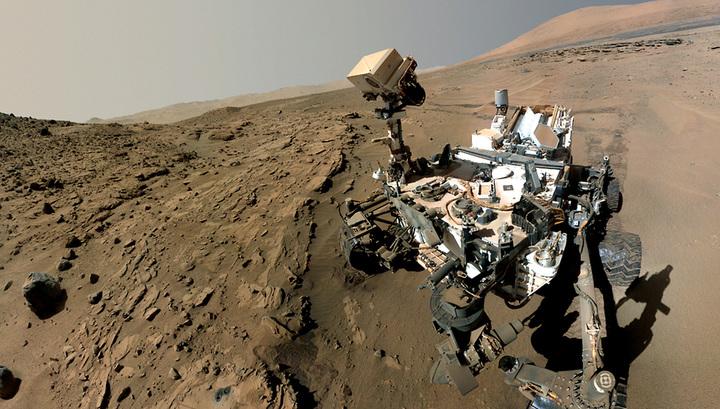 Le véhicule de la NASA détecte un milieu qui aurait été compatible avec une forme de vie