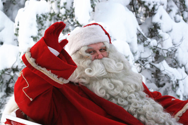 Santa Claus says preparations are well on track for his annual globe-trotting, gift-delivering journey this Christmas.