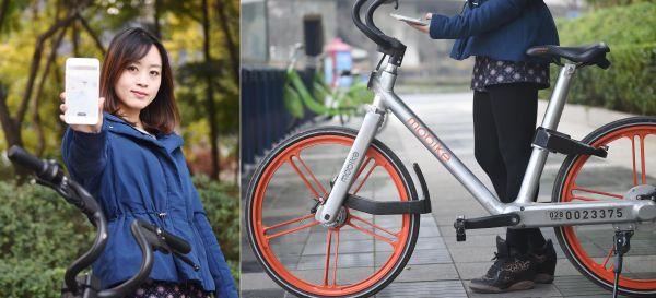 外媒关注自行车在中国再度兴起 曾是社会地位象征