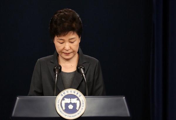 Park Geun-hye : les allégations de trafic d