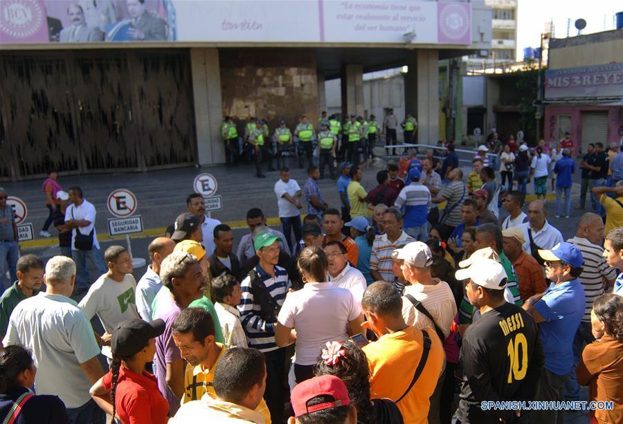 """El presidente venezolano denuncia un """"sabotaje internacional"""" contra el plan"""
