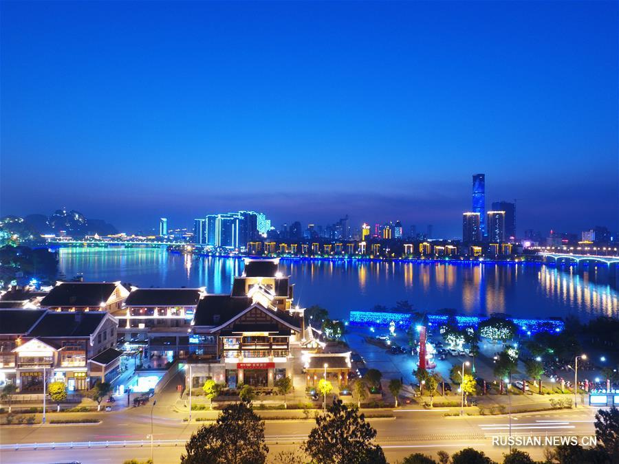 Ночной Лючжоу