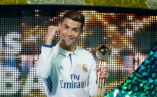 Año brillante para el Real Madrid y Cristiano Ronaldo