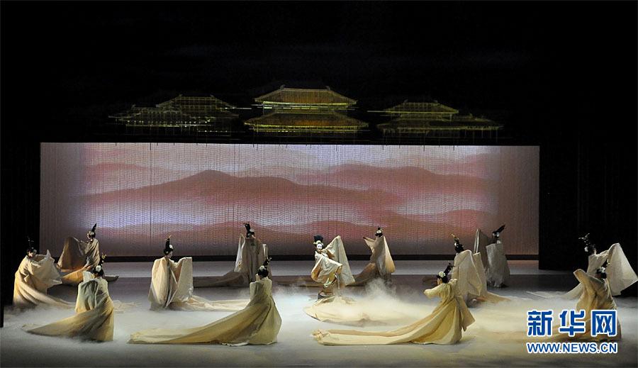 خمس مسرحيات تفوز بجائزة الرقص العليا في الصين