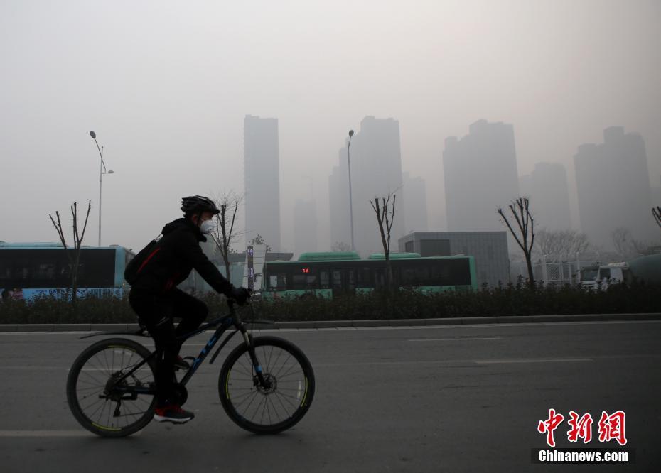 Наивысшие показатели по загрязнению воздуха ожидаются с понедельника по среду