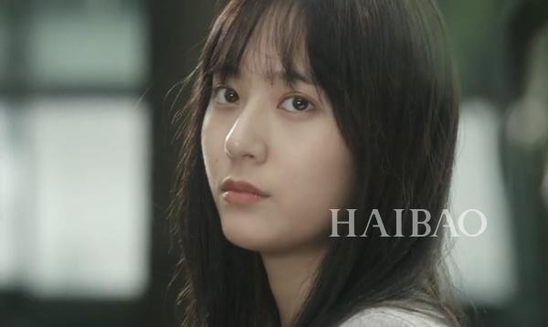 郑秀晶在《对我而言 可爱的她》的剧中妆容