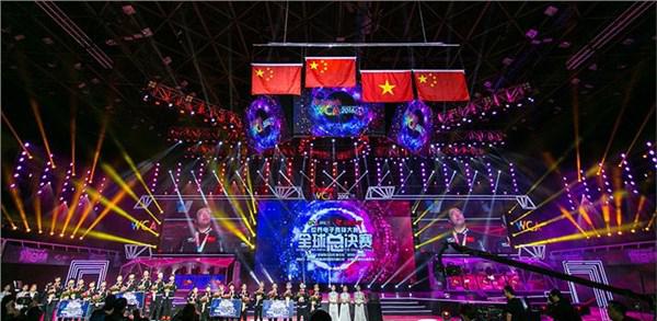 На World Cyber Arena 2016 по Dota 2 китайские команды заняли весь пьедестал почета