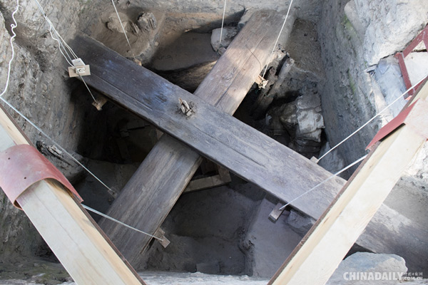 A recent excavation has toppled the idea that Shanghai was a small fishing village before the Yuan dynasty.