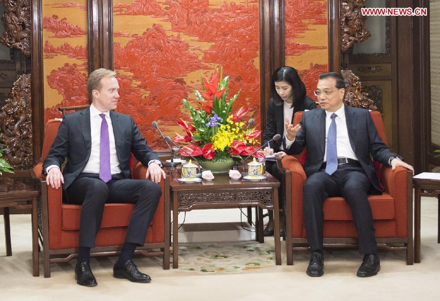 China y Noruega acuerdan normalizar sus lazos bilaterales