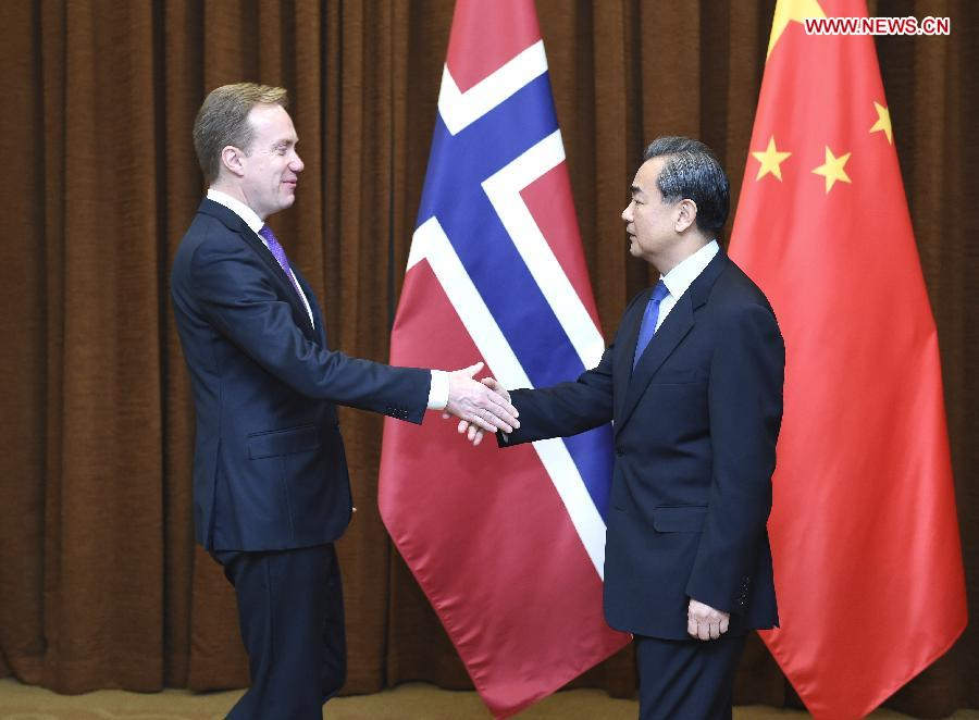 China y Noruega normalizan lazos diplomáticos y políticos