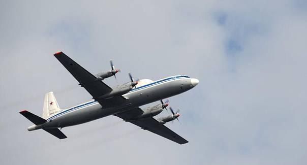 В Якутии разбился самолёт Ил-18 с военными, на борту было 39 человек