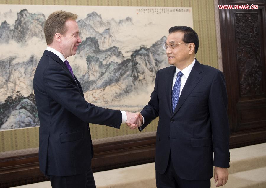China y Noruega acuerdan normalizar las relaciones