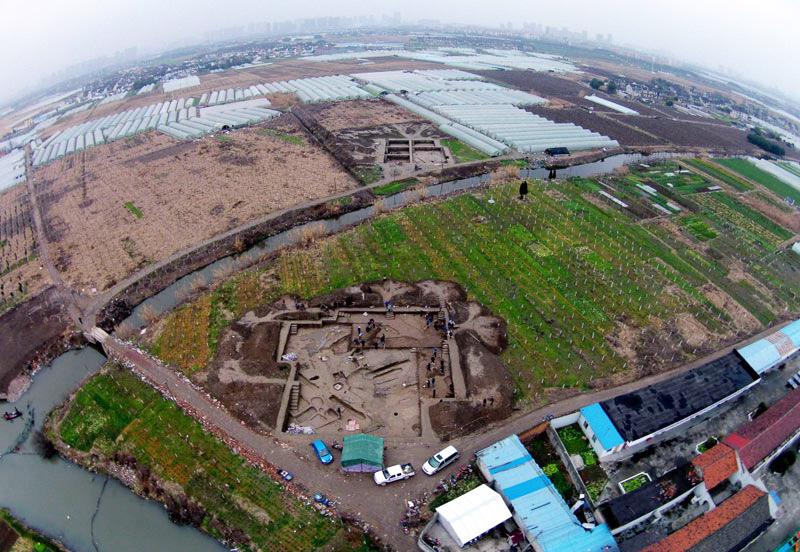 Shanghai vue sous un nouveau jour
