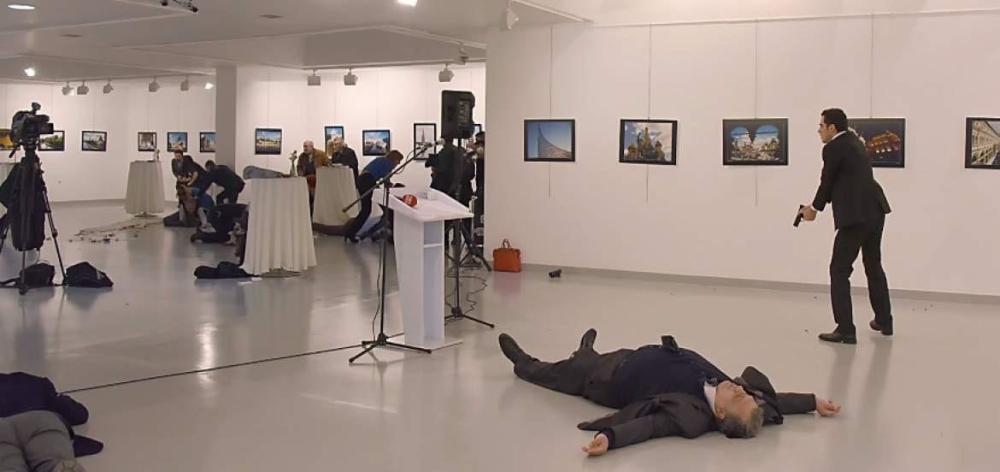 Андрей Карлов скончался в результате вооруженного нападения