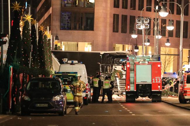 Глава МВД Германии не исключает версию теракта