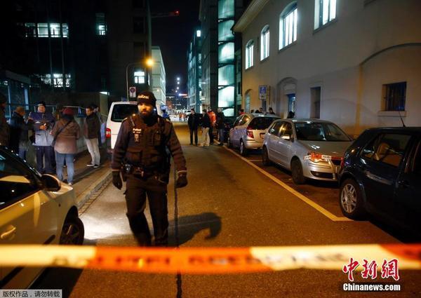 В Цюрихе ищут мужчину, тяжело ранившего троих прихожан