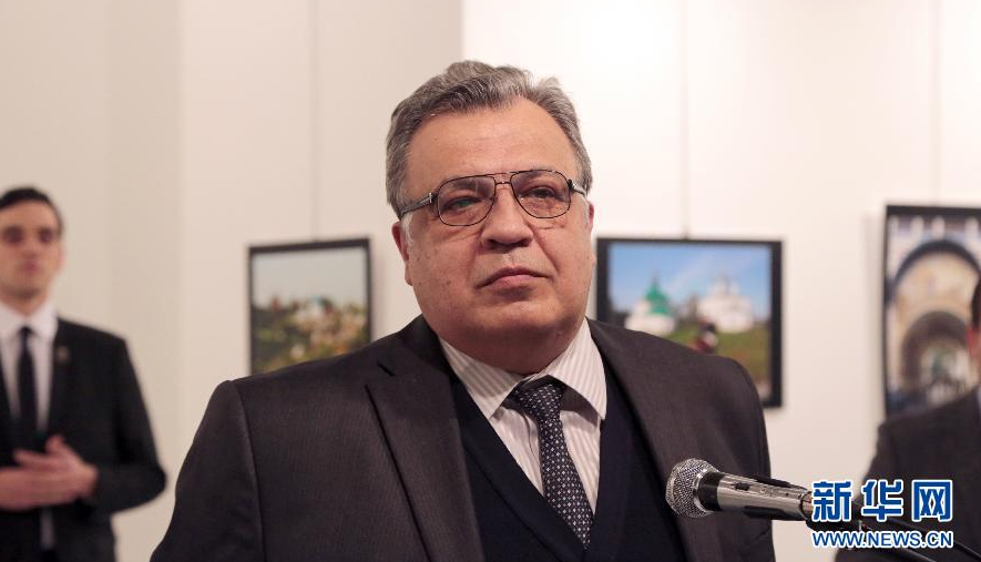 Un diplomate expérimenté assassiné à Ankara