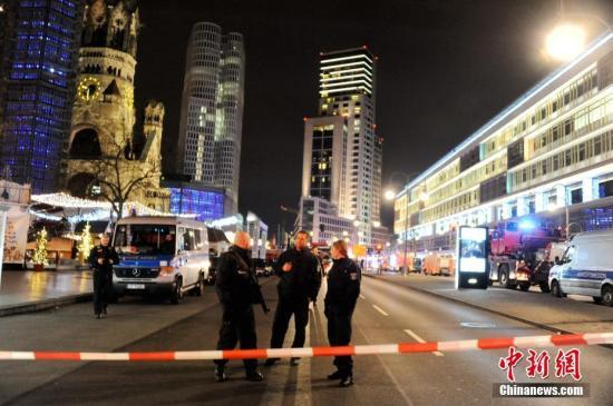 German authorities say the man suspected of deliberately ramming a large truck into a Christmas market in the heart of Berlin is a refugee from the Afghanistan-Pakistan region.