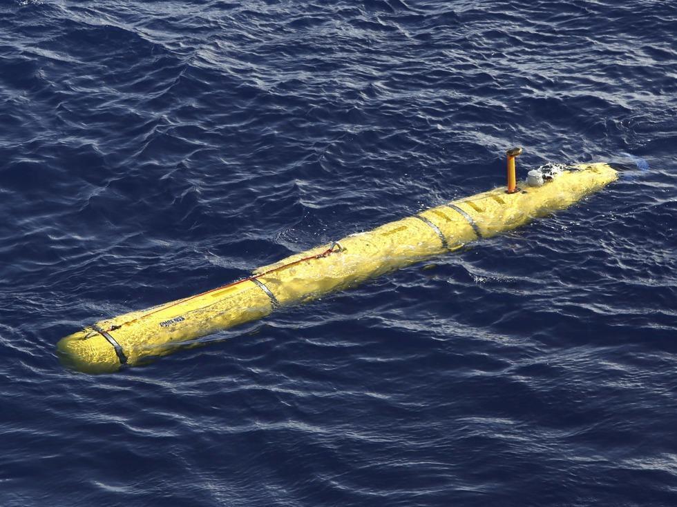 China devuelve el dron submarino a EEUU
