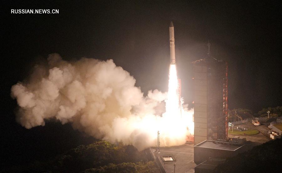 Япония успешно запустила спутник ERG