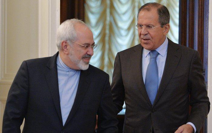 Ministros de Exteriores de Rusia, Turquía e Irán conversan en Moscú