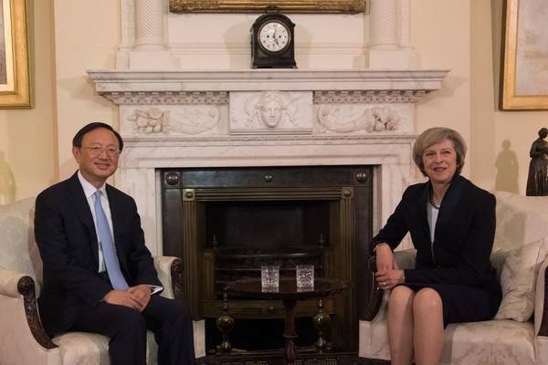 Theresa May s