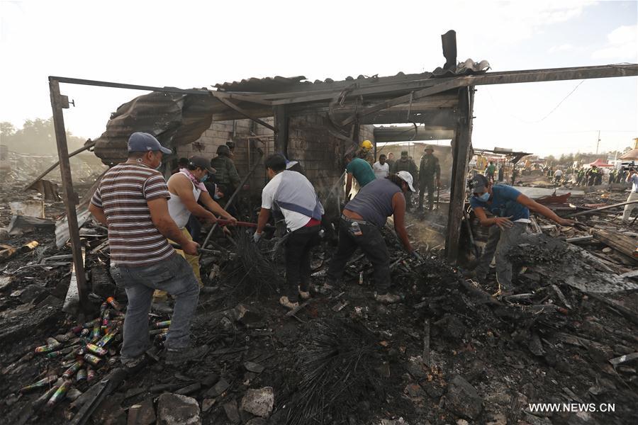 Au moins 27 morts et 70 blessés par des feux d