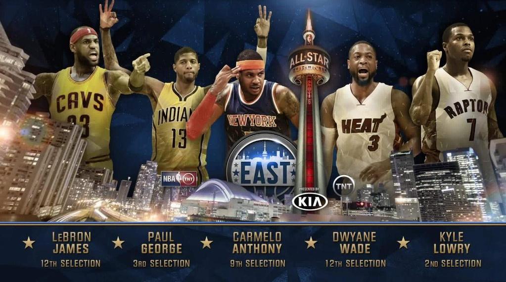 NBA: Directiva de liga aboga por sistema de votación más justo para elegir los Equipos Todos Estrellas