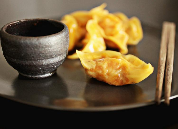During Winter Solstice in North China, eating dumplings is essential to the festival.