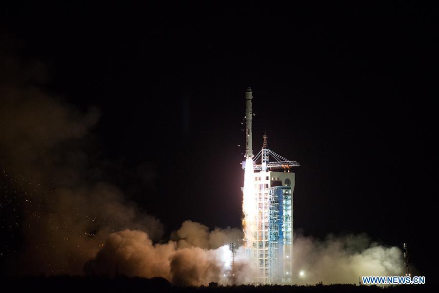 China lanza un satélite para monitorizar las emisiones de carbono mundiales