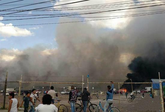 31 человек погиб, более 70 госпитализированы с ожогами