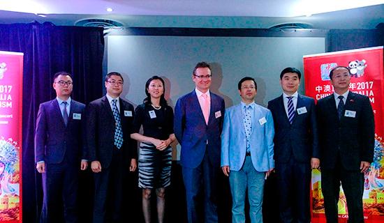 China y Australia unen sus esfuerzos para atraer a más turistas de ambos países