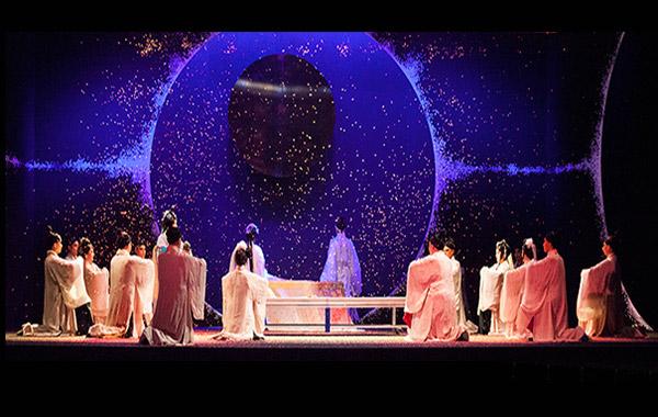 """Nanjing acoge una versión para la Ópera Kunqu del clásico de Shakespeare """"Romeo y Julieta"""""""