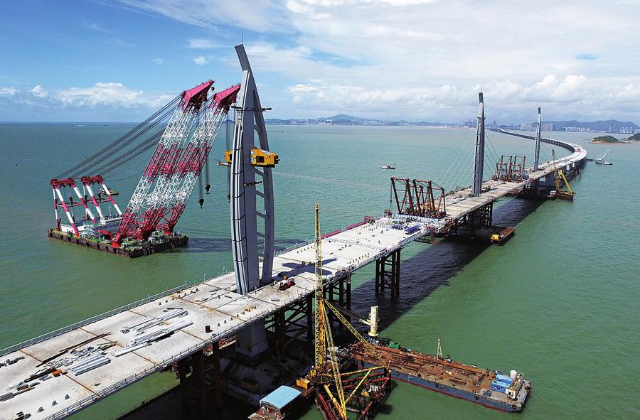 Puente mejorará el comercio y la actividad económica