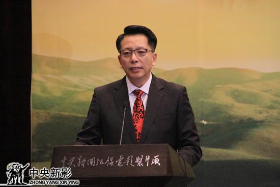 丝瓜成版人性视频app《诗意中国》总导演、著名朗诵家张宏